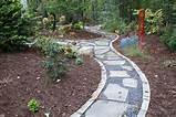 walkways flagstone walkways gardens paths flagstone pathways