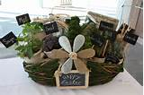 For the moss basket itself, I used a package of sheet moss that I ...