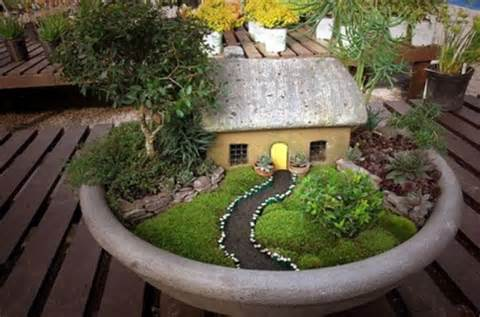 how to create a miniature garden home design garden architecture