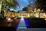 contemporary outdoor led light ideas