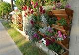 13 pallet vertical garden for beautifying you home pallet furniture