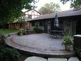 paver patio frankfort il landscape ideas pinterest