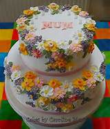 flower garden birthday cake 1 flickr photo sharing