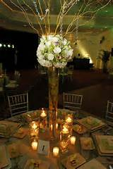 ... you can create this enchanted garden reception tablescape | OneWed.com