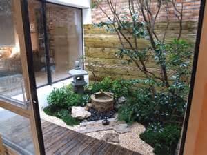 jardines de aposento pueden ser amplios pero que se crean para ser
