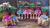 Apprenez à créer des personnages avec des pots en terre cuite pour ...