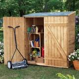 Garden Shed, Outdoor Storage Shed, Wooden Shed