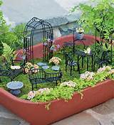 Fairy dish garden...sweet! | Everything Garden! | Pinterest