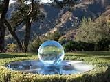 fountain bubbles fountain fountain ideas sphere fountain gardens
