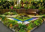 Simple Flower Garden Ideas : Cheap Flower Garden Ideas for Small Yards ...