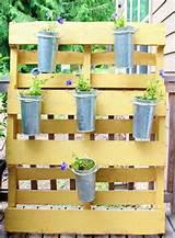 Gartenmöbel aus Europaletten und interessante Bauprojekte für außen
