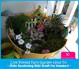 garden with your child super cute gardening craft to do with children