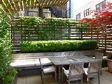 Balkon Sichtschutz sorgt für eine intime Umgebung an Terrasse und ...