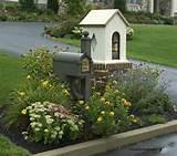 mailbox gardening idea gardening pinterest