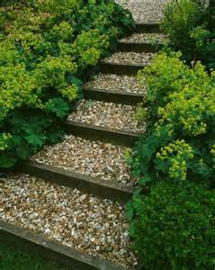 Other touches and ideas for the concept of garden stairs could also ...