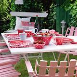 ... Outdoor Party Ideas 2015 : Summer Garden Birthday Party Dcor Ideas