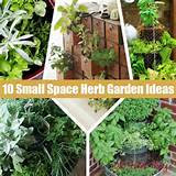 10 small space container and herb garden ideas diy home things