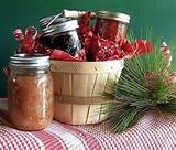 blackberry and strawberry fig jams make delicious gifts at christmas