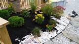 Landscaping Ideas With Black Mulch - Home Decorating Ideas