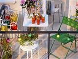 small balcony furniture boldly small balcony garden ideas ikea 44384