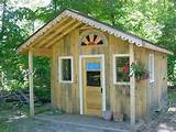 Rustic Garden Sheds : Comparing Shed Plans The Less Obvious ...