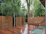, Simple Garden Fence Ideas Modern Garden Fence Ideas. Garden Fence ...