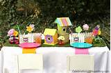 ideas for throwing a garden party for kids celebrations at home