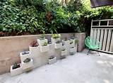 outdoor planters ideas diy modern outdoor planter wall shelterness