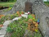 Gnomes Front Garden Ideas: 15 Outstanding Gnome Garden Ideas Foto ...