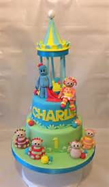 In The Night Garden Cake - Cake by Cis4Cake - CakesDecor