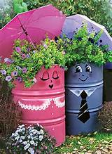 ... Garden Decorations, 20 Recycling Ideas for Backyard Decorating