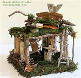 Laurie Rohner - a tiny gazebo | Fae, Fair and Dark | Pinterest