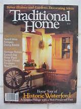 ... Homes and Gardens Traditional Home Decorating Ideas Magazine | eBay