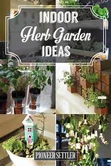 Indoor Herb Garden Ideas | Pioneer Settler