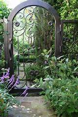 metal garden gates wrought iron garden gates or modern designs