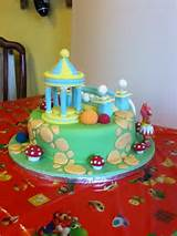 In The Night Garden cake | Cakes! | Pinterest
