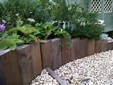 Cheap garden edging | Garden Ideas | Pinterest