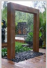 Unique water fountain!! | Garden ideas | Pinterest
