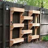 space saving diy vertical gardens the owner builder network