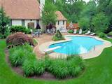 gardening landscaping how to decorate swimming pool landscaping