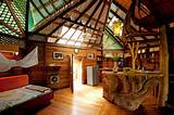 unique garden tree house with hardwood floors unique garden tree house