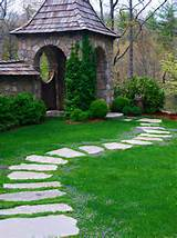 Pictures of garden pathways and walkways   DIY Shed, Pergola, Fence ...