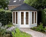 corner shed | Garden design ideas | Pinterest