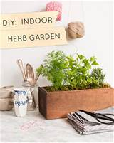 10 Small Space Container and Herb Garden Ideas » Curbly | DIY Design ...