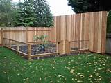 : Garden Fence Ideas Design Garden, Simple Garden Fence Ideas Garden ...