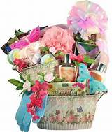 english garden bath and body gift basket for women great idea for