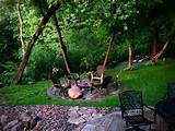 landscape ideas for the wooded backyard woodburn company landscape