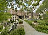 english tudor estate garden traditional landscape dallas by