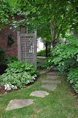 side yard ideas beautiful gardens and landscape design pinterest
