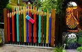 20 Amazing & Unique Garden Gate Ideas - Do-It-Yourself Fun Ideas